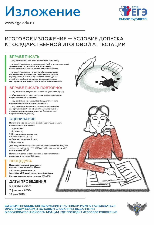 Плакат Изложение